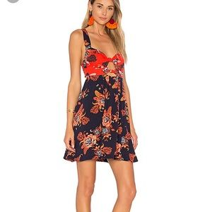 Like New FREE PEOPLE Baby It's You Dress S